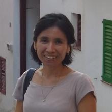 This picture showsGabriela Garcés Sánchez