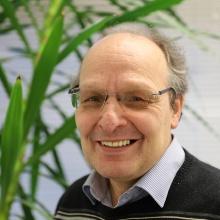 This image shows Harald Schönberger
