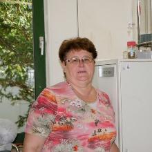 Dieses Bild zeigt  Giuseppina Müller